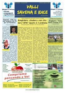 N.13_Settembre 2014_PrimaPagina
