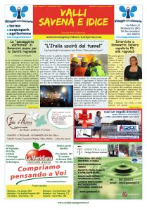 N.15_Novembre 2014_PrimaPagina