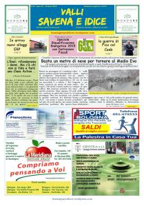 N.18_Febbraio 2015_PrimaPagina