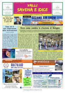 N.21_Maggio 2015_PrimaPagina