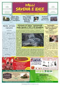 N.27_Dicembre 2015_PrimaPagina