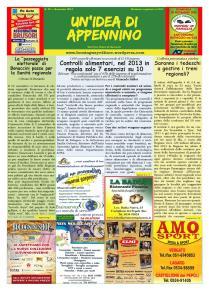 N.38_Novembre 2014_Prima pagina