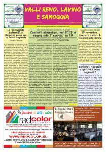 N.3_Novembre 2014_PrimaPagina