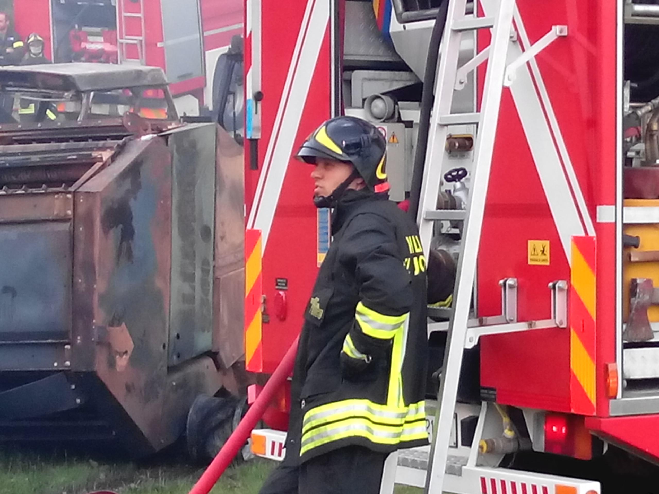 Pompiere velocità incontri NYC