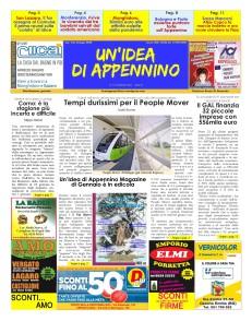 IdeaTabloid110_Gennaio21_PrimaPagina